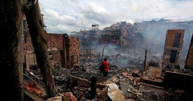 VIDEO: Así avanza el fuego durante los devastadores incendios forestales de la Amazonia y Bolivia