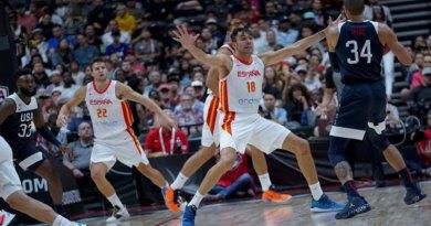 República Dominicana, último rival para España antes de viajar a China