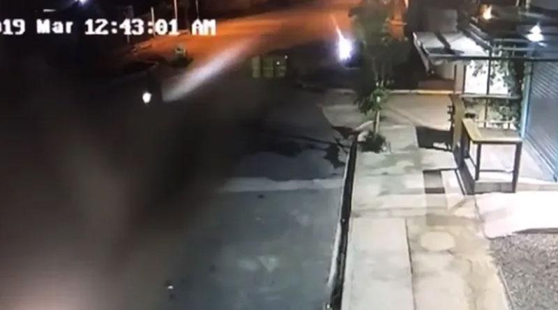 VIDEO: Joven que conducia motor cae a las agua del canal Bogaert en MAO –