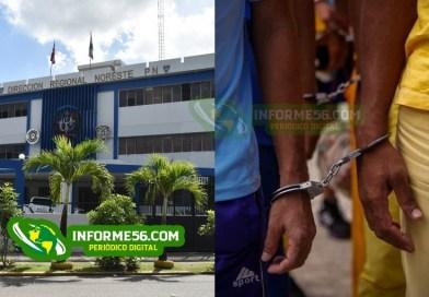 Apresan a dos acusados de robar en colmado de SFM