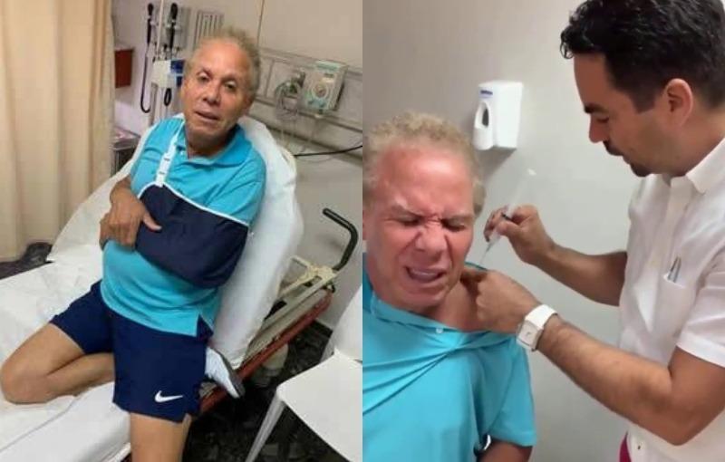 Inacif aprueba licencia médica a Ángel Rondón –