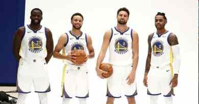 El consejo de Stephen Curry para su nuevo compañero en los Warriors D'Angelo Russell