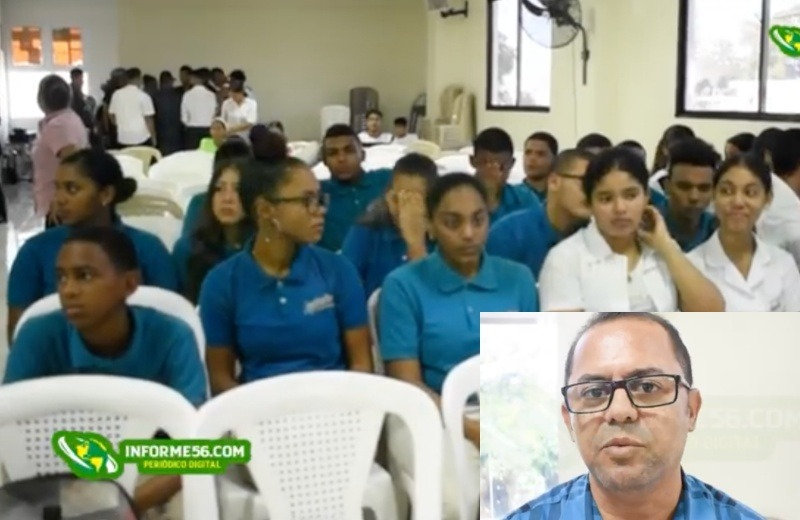 Video: Colegio IADIS celebra el Día de la Raza –