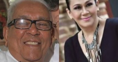 Fallece padre de la cantante Maridalia Hernández