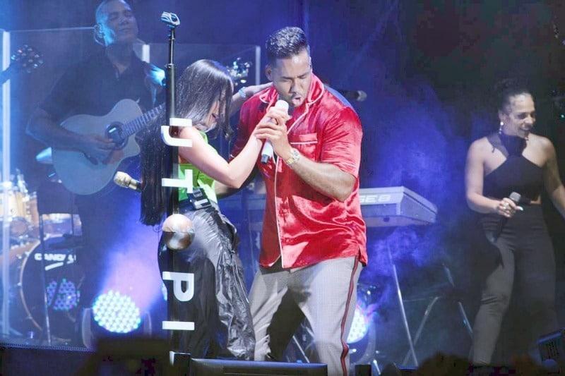 ¡Concierto de hoy de Romeo Santos en Azua sí va! –