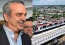 Luis Abinader: Llevaré el Metro hasta San Cristóbal