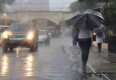 Vaguada seguirá provocando aguaceros las próximas 48 horas