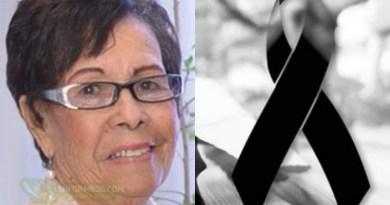 Fallece Doña Fe De Fajar, fundadora del Patronato de Lucha Contra el Cáncer del Nordeste