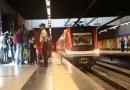 Usuarios del Metro de Santo Domingo reclaman ante falta de vagones