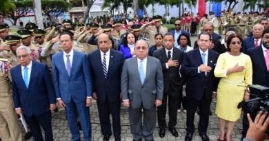 Conmemoran natalicio de Juan Pablo Duarte con desfile cívico militar en SFM
