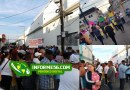 Video: Ahorrantes piquetean oficinas de Munné en SFM