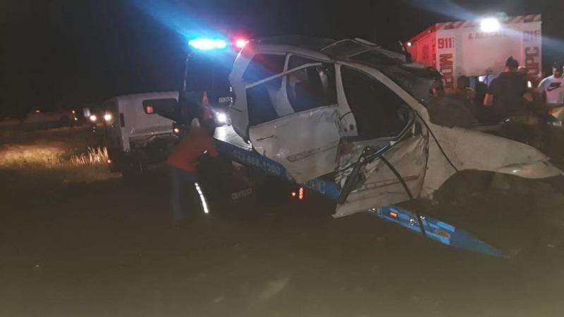 Muere empresario y su esposa durante aparatoso accidente en Autopista Duarte – .