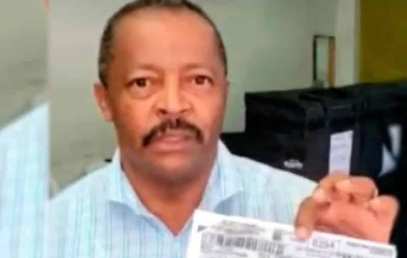 """Cristino Rodríguez """"Villa"""" pide revisión votos de Moda; dice en colegio sufragaron siete hijos y no apareció uno – ."""