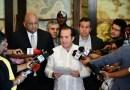 José Ignacio Paliza asegura no habrá más toque de queda en la próxima semana