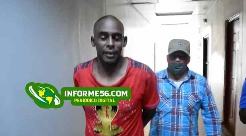 Video: Apresan hombre acusado de violencia de género en SFM