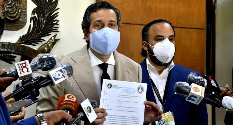 PRM solicita a JCE adjudicar sanciones Ley Orgánica a 97 funcionarios inscritos como candidatos – .