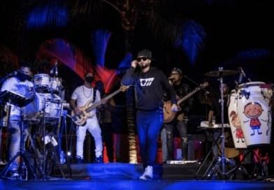Video: Don Miguelo atrae a miles de espectadores durante concierto en vivo en YouTube