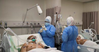 Hospitalizaciones por Covid-19 ya no serán cubiertas 100% por ARS Humano y Mapfre Salud