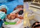 Amelia Vega revela el nombre de su cuarta hija