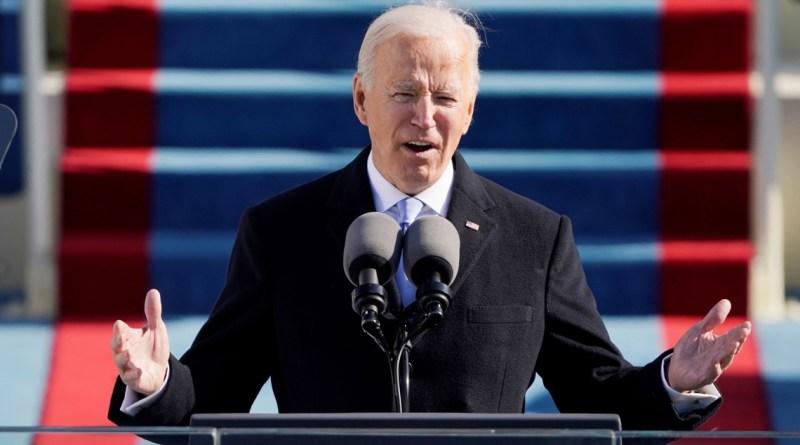 Video   Biden se convierte en el presidente número 46 de EEUU