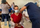 Más de 700 médicos y enfermeras en SFM han sido vacunados contra el COVID-19
