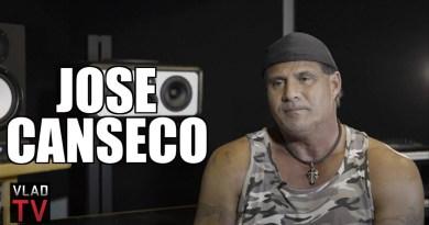 José Canseco usó esteroides por querer sorprender a su madre