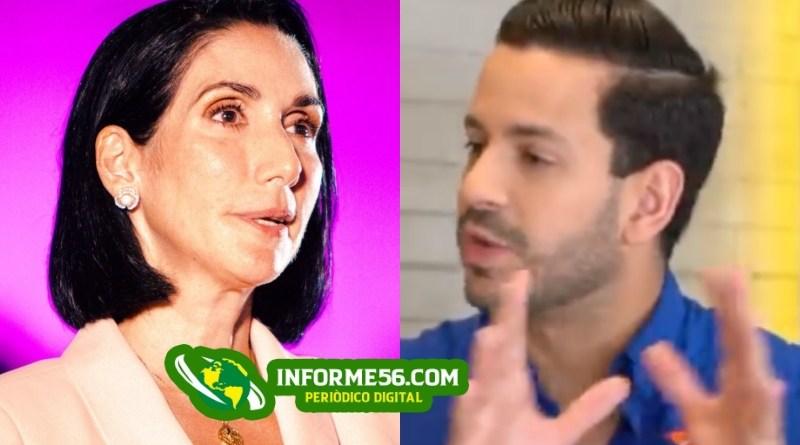 Carlos Durán cancela entrevista con joven involucrado en filtración de videos íntimos con menores tras reacción de Raquel Arbaje