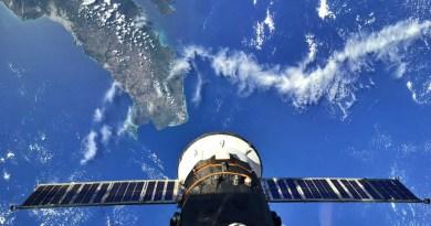 Astronauta ruso se impresiona al observar RD desde el espacio