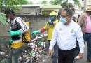 Realizan operativo médico y jornada de fumigación en SFM