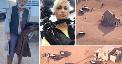 El actor Alec Baldwin mata accidentalmente a una mujer con un arma de utilería durante un rodaje