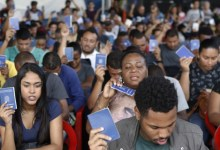 Foto de Mais de 3 mil vagas de emprego são oferecidos no Rio de Janeiro