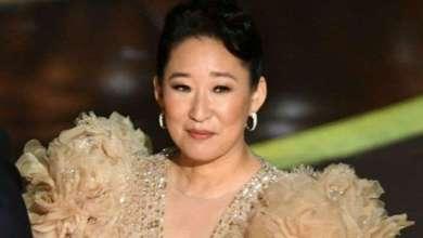 Foto de Reação de Sandra O a vitória de 'Parasita' no Oscar 2020 viraliza
