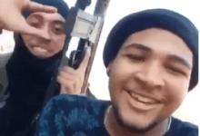 Foto de Preso bandido do TCP que apareceu em vídeo comemorando tomada de favela em Angra