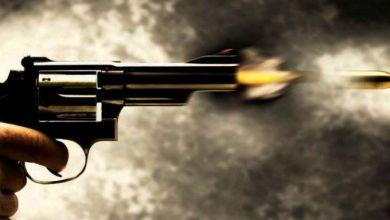 Foto de CV ataca área de milícia em Belford Roxo