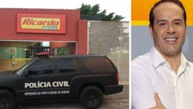 Foto de Prisão de fundador da Ricardo Eletro termina 'em pizza', literalmente