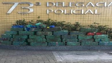 Foto de Tonelada de maconha misturada a melancias ia para o Complexo do Salgueiro (CV)