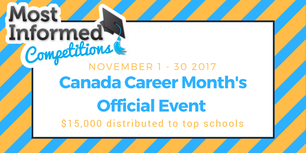 ChatterHigh: The Host Of Canada Career Month's National Event