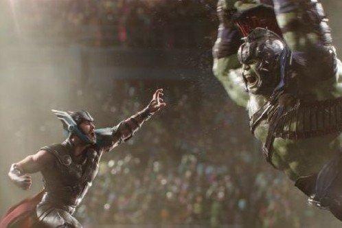 Thor vs Hulk Teaser