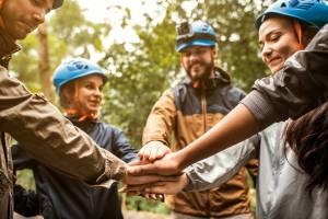 5 Corporate Team Building Events