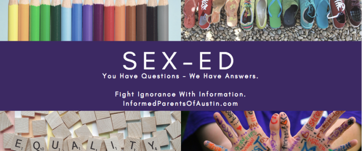 Why Austin ISD Students Deserve Comprehensive Sex Ed