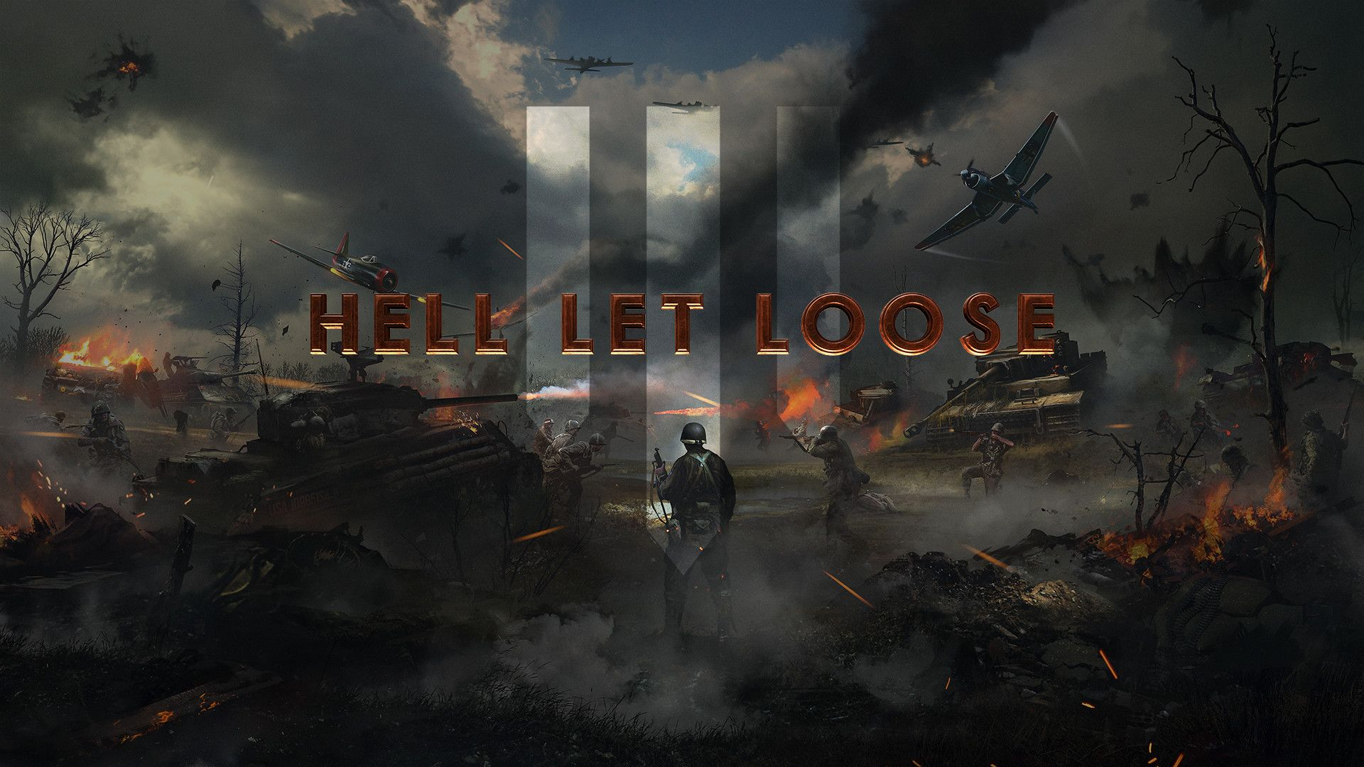 Hell Let Loose Release Date Revealed!