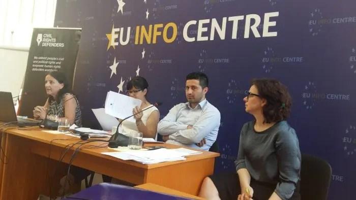 """Workshop/ CRD, zbatimi i ligjit """"Për Mbrojtjen nga Diskriminimi"""""""