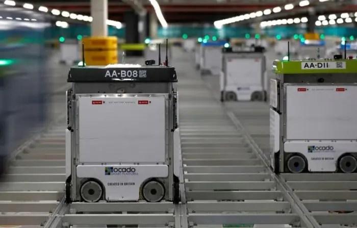 Robotët në industrinë e tregtisë ushqimore…