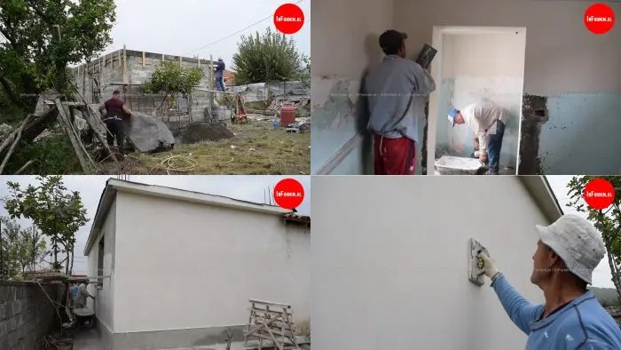 Elbasan: Nis rikonstruksioni i 24 banesave të komunitetit Rom /Egjiptian