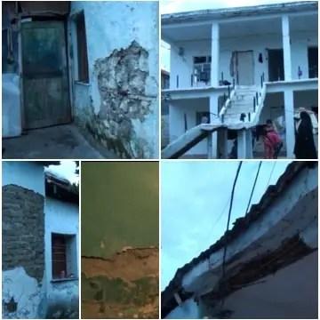 """""""Me sytë drejt qiellit"""" : Familjet rome të prekuara nga tërmeti  , apel bashkisë Elbasan për ndihmë emergjente"""