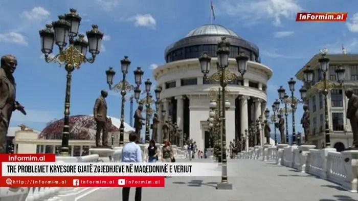 Tre problemet kryesore gjatë zgjedhjeve në Maqedoninë e Veriut