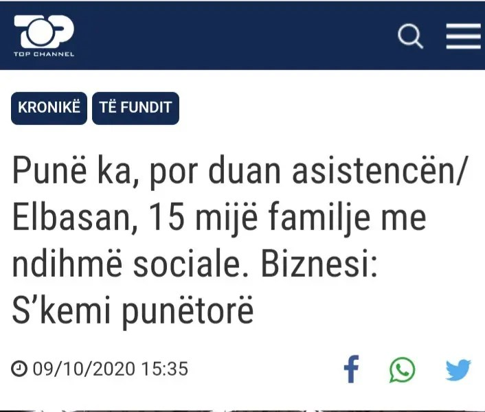 """Aktivisti Sejrani/ """"Megafoni prishur """" i qeverisë dhe bizneseve"""