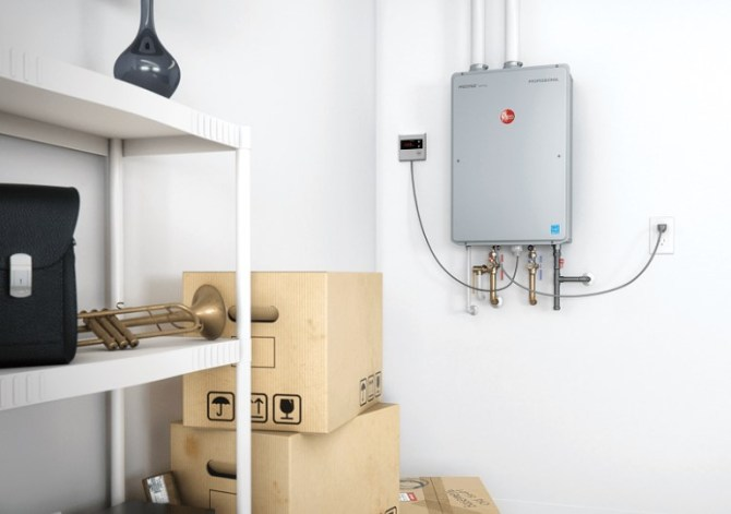 how to reset a rheem tankless water heater  informinc