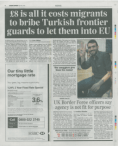 Turkish bribe