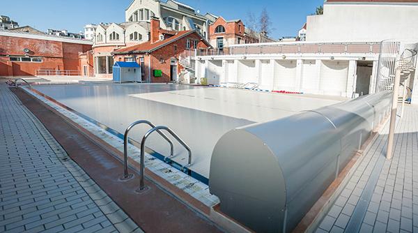 Paris inaugure son 1er bassin nordique  la piscine de la Butte aux Cailles  Infos 75